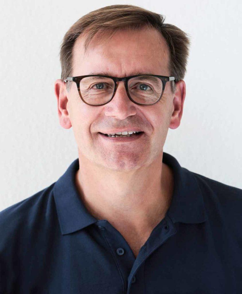 Portraitbild Dr. Spengler