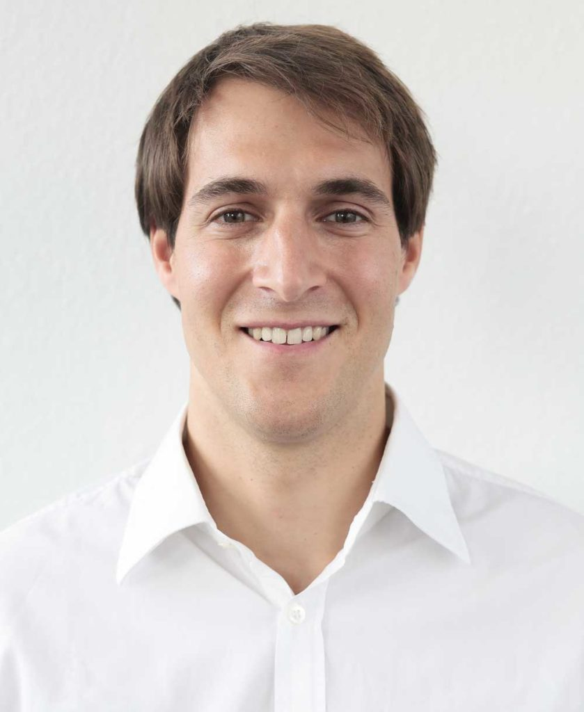 Portraitbild Dr. Braun